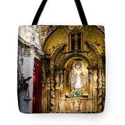 Call Of God Tote Bag