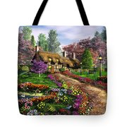 Call Of The Bluejay Tote Bag