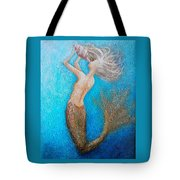 Call Of The Siren Tote Bag