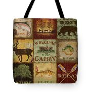 Call Of The Wilderness Tote Bag