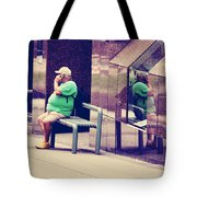 Call The Wife  Tote Bag
