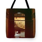 Call To Prayer Tote Bag