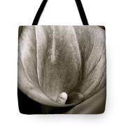 Calla Lilly Tote Bag
