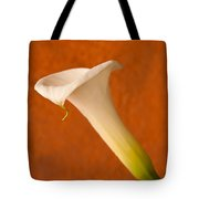 Calla Lily In Bloom Tote Bag