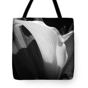 Calla Lily Named Crystal Blush Tote Bag