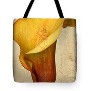 Calla Lily Vintage  Tote Bag by Heidi Smith