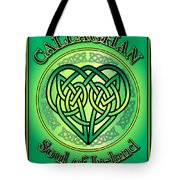 Callaghan Soul Of Ireland Tote Bag