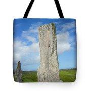 Callanish Tall Stones Tote Bag