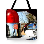 Calling All Cars Tote Bag