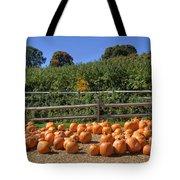Calling Autumn Tote Bag by Joann Vitali
