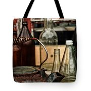 Calling The Kettle Tote Bag