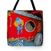 Calliope Wagon Tote Bag