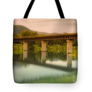 Calm Afternoon Tote Bag