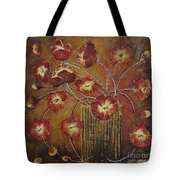 Calm And Gentle Tote Bag by Elena  Constantinescu