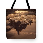 Calm Day In Patagonia Tote Bag