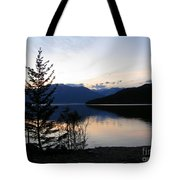 Calm Evening Tote Bag