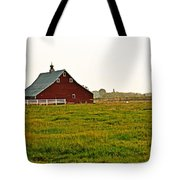Calm Of The Morning Tote Bag