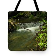 Calm Rapids Tote Bag