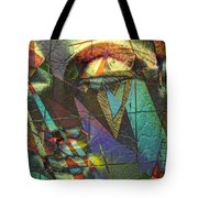 Calm Your Brace  Tote Bag