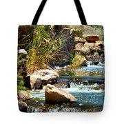 Calming Waters Tote Bag