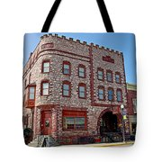 Calumet Hotel-1887 In Pipestone-minnesota  Tote Bag