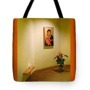 Camaldoli Monastery Prayer Room Tote Bag