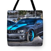 Camaro 1ss Coupe Tote Bag