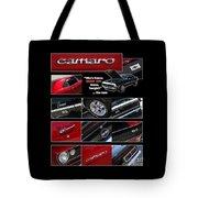 Camaro-drive - Poster Tote Bag