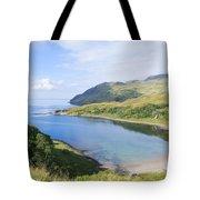 Camas Nan Geall Ardnamurchan Scotland Tote Bag