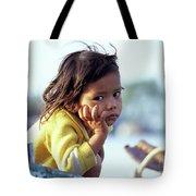 Cambodian Girl 01 Tote Bag