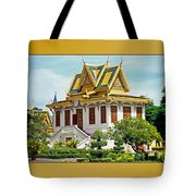 Cambodian Temples 1 Tote Bag