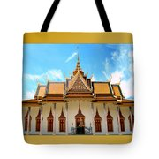 Cambodian Temples 2 Tote Bag