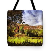 Cambria Farmland Tote Bag