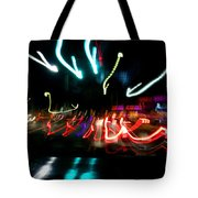 Cambridge Lights Tote Bag