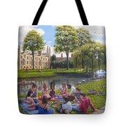 Cambridge Summer Tote Bag