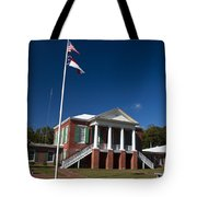 Camden County Courthouse Tote Bag