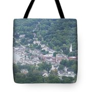 Camden Harbor 2381 Tote Bag