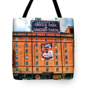 Camden Yards Tote Bag