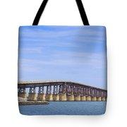 Camelback Bridge Tote Bag