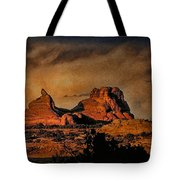 Camelback Canyon Lands Tote Bag by Robert Albrecht
