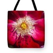 Camellia Tote Bag by Carolyn Marshall