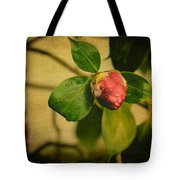 Camellia Tote Bag by Marco Oliveira