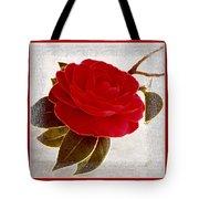 Camellia Spectacular Tote Bag