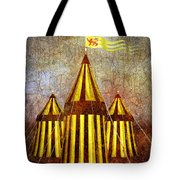 Camelot Restrained Tote Bag