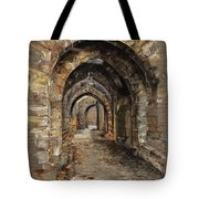 Camelot -  The Way To Ancient Times - Elena Yakubovich Tote Bag