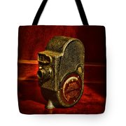 Camera - Bell And Howell Film Camera Tote Bag