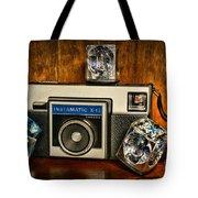 Camera - Kodak Instamatic Tote Bag