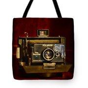 Camera - Polaroid  The Reporter Se Tote Bag
