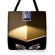 Camero Ss Hood View Tote Bag