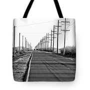 Cameron Prairie Road Tote Bag